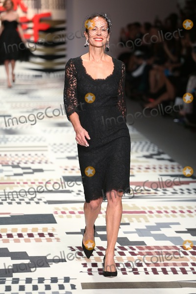 Andrea Dellal, James Smith Photo - Andrea Dellal at the LFW: Fashion For Relief charity fashion show - catwalk held at Somerset house, London. 19/02/2015 Picture by: James Smith / Featureflash