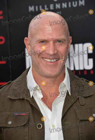 "Bruno Gunn Photo - LOS ANGELES, CA. August 22, 2016: Actor Bruno Gunn at the Los Angeles premiere of ""Mechanic: Resurrection"" at the Arclight Theatre, Hollywood.