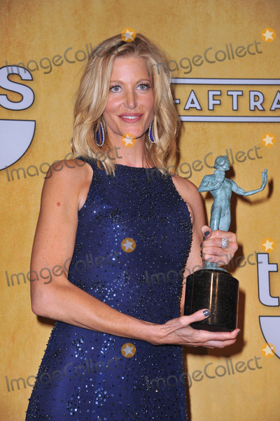 Anna Gunn, Anna Maria Perez de Taglé Photo - Anna Gunn at the 20th Annual Screen Actors Guild Awards at the Shrine Auditorium.