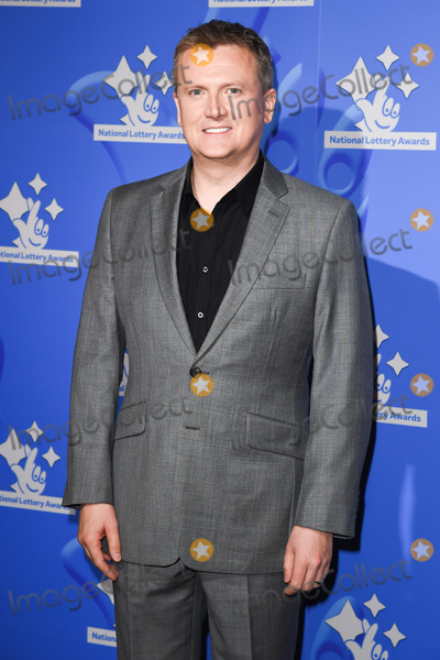 Aled Jones, The National Photo - Aled Jones at The National Lottery Awards 2015 held at the London Studios. 