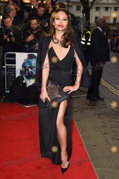 "Emma McQuiston Photo - Emma McQuiston at the ""Criminal"" premiere at the Curzon Mayfair Cinema, LondonApril 7, 2016  London, UKPicture: Steve Vas / Featureflash"