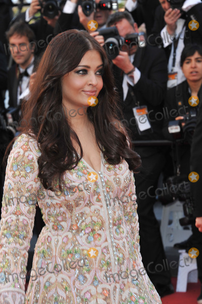 "Ashwarya Rai, TI Photo - Ashwarya Rai at the gala premiere for ""Blood Ties"" at the 66th Festival de Cannes.