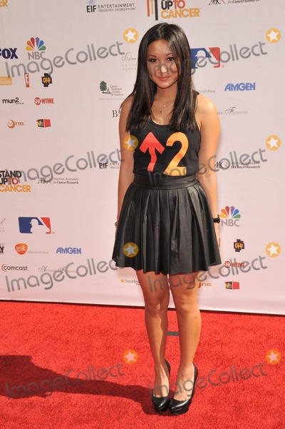 Brenda Song, The Stands Photo - Brenda Song at the Stand Up To Cancer event at Sony Pictures Studios, Culver City.September 10, 2010  Culver City, CAPicture: Paul Smith / Featureflash