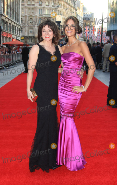 Anouska Mond, Jo Hartley Photo - Jo Hartley and Anouska Mond arriving for the 'iLL Manors' world premiere held at the Empire cinema, London, England. 30/05/2012 Picture by: Henry Harris / Featureflash