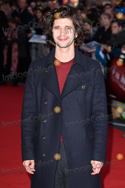 """Ben Whishaw, Leicester Square Photo - Ben Whishaw at the UK premiere of """"The Lobster"""", part of the London Film Festival 2015, at the Odeon Leicester Square, London.October 13, 2015  London, UKPicture: Steve Vas / Featureflash"""