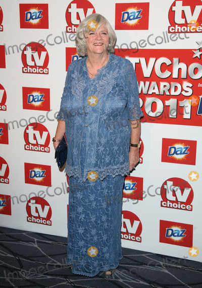 Anne Widdecombe, Ann Widdecombe Photo - Anne Widdecombe arriving for the 2011 TVChoice Awards, at The Savoy, London. 13/09/2011 Picture by: Alexandra Glen / Featureflash