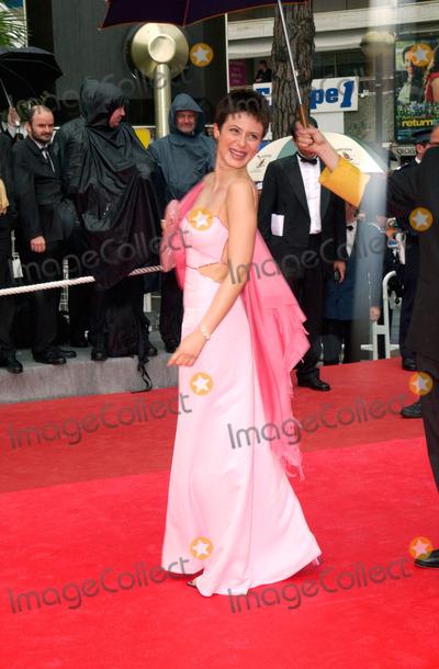 Aitana Sanchez, Aitana Sanchez-Gijon Photo - 10MAY2000: Spanish actress AITANA SANCHEZ-GIJON at the opening night gala screening of Vatel at the Cannes Film Festival. Paul Smith/Featureflash  -  Cannes phone: +33 620 21 47 78