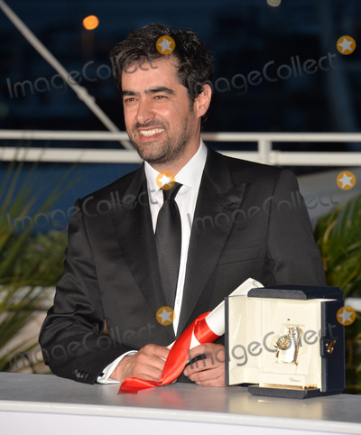 Shahab Hosseini Photo - Shahab Hosseini, winner of Best Actor for 'The Salesman (Forushande)', at the winners' photocall at the 69th Festival de Cannes.May 22, 2016  Cannes, FrancePicture: Paul Smith / Featureflash