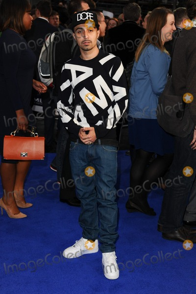 "Adam Deacon Photo - Adam Deacon arriving for the ""X-Men: Days of Future Past"" UK premiere at the Odeon Leicester Square, London. 12/05/2014 Picture by: Steve Vas / Featureflash"