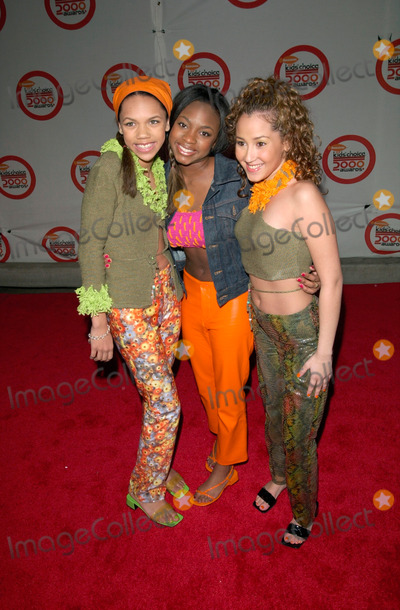 Photo - 14APR2000: Pop group THREE LITTLE WOMEN at Nickelodeon's 13th Annual Kids Choice Awards.
