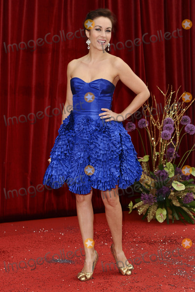 Photo - Elisabeth Dermot Walsh arrives at the British Soap awards 2011 held at the Granada Studios, Manchester.14/05/2011  Picture by Steve Vas/Featureflash