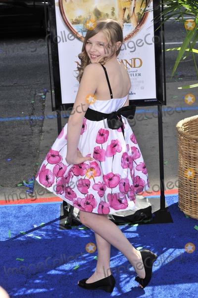 "Chloe Moretz, Grauman's Chinese Theatre Photo - Chloe Moretz at the world premiere of ""Nim's Island"" at Grauman's Chinese Theatre, Hollywood.March 30, 2008  Los Angeles, CAPicture: Paul Smith / Featureflash"