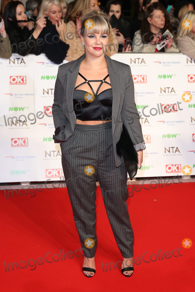 Jessica Fox, James Smith Photo - Jessica Fox at The National Television Awards 2016 (NTA's) held at the O2 Arena, London. January 20, 2016  London, UKPicture: James Smith / Featureflash