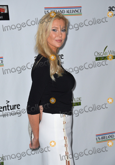 Alison Doody, Oscar Wild, The Used Photo - Actress Alison Doody at the US-Ireland Alliance's 11th Annual Oscar Wilde pre-Academy Awards event honoring the Irish in Film. February 25, 2016  Los Angeles, CAPicture: Paul Smith / Featureflash