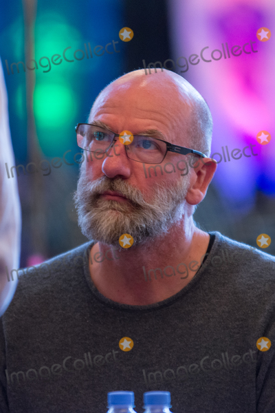 Photo - BONN, GERMANY - MARCH 24: Actor Graham McTavish (The Hobbit, Outlander) signing autographs at MagicCon, a three-day (March 23-25 2018) fantasy & mystery fan convention.