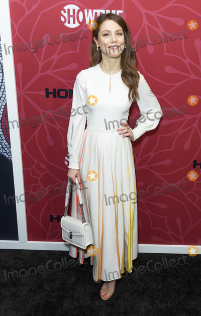 Photo - February 4, 2020, New York, New York, USA: ANDREA DECK at the Homeland Season 8 Premiere,.The Museum of Modern Art,  NYC.February 4, 2020.Photos by  ,   Photos Inc. (Credit Image:  Sonia Moskowitz/Globe Photos via ZUMA Wire)