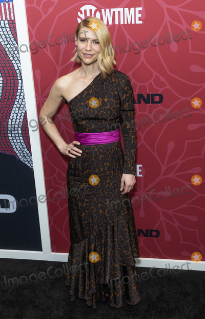 Claire Danes, CLAIR DANES Photo - February 4, 2020, New York, New York, USA: CLAIRE DANES at the Homeland Season 8 Premiere,.The Museum of Modern Art,  NYC.February 4, 2020.Photos by  ,   Photos Inc. (Credit Image:  Sonia Moskowitz/Globe Photos via ZUMA Wire)
