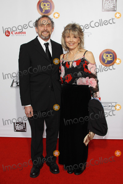 Photo - Andy Sydney, Bonnie Blake 02/06/2016 2016 Society Of Camera Operators Lifetime Achievement Awards held at the Paramount Theater in Hollywood, CA Photo by Kazuki Hirata / HollywoodNewsWire.net