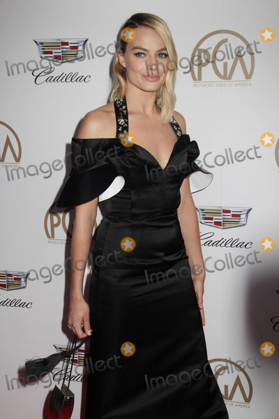 Margot Robbie Photo - Margot Robbie 01/20/2018 The 29th Annual Producers Guild Awards held at The Beverly Hilton in Beverly Hills, CA Photo by Izumi Hasegawa / HollywoodNewsWire.co