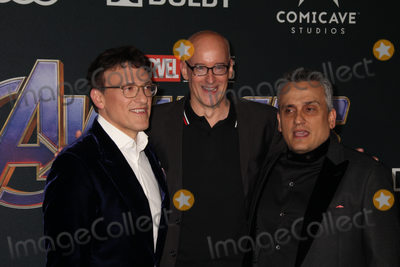 Anthony Russo, Joe Russo Photo - Anthony Russo, Payton Reed, Joe Russo 