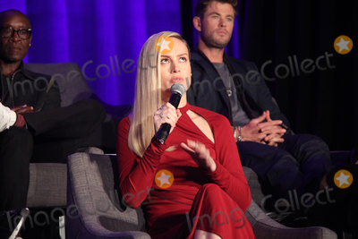 """Brie Larson Photo - Brie Larson 04/07/2018 """"Avengers: Endgame"""" Press Conference held at The InterContinental Los Angeles Downtown in Los Angeles, CA Photo by Izumi Hasegawa / HollywoodNewsWire.co"""