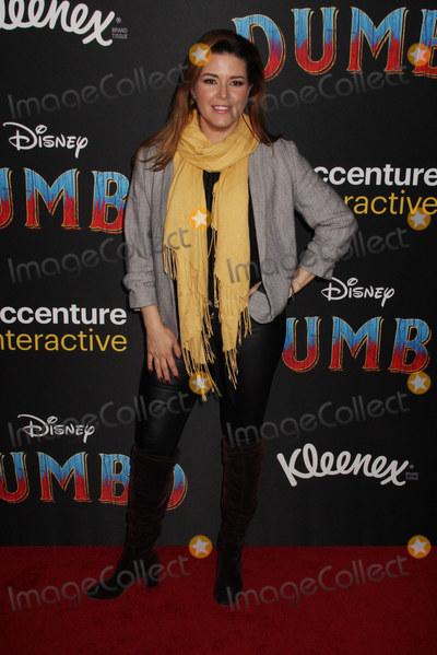 "Alicia Machado Photo - Alicia Machado 03/11/2019 The World Premiere of ""Dumbo"" held at the El Capitan Theatre in Los Angeles, CA Photo by Izumi Hasegawa / HollywoodNewsWire.co"