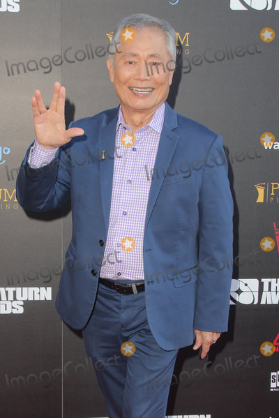 George Takei, Saturn Awards Photo - George Takei 