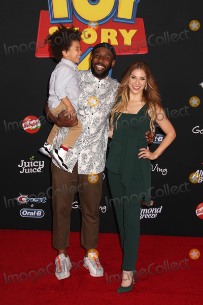 Stephen Boss, Allison Holker Photo - Maddox Laurel Boss, Stephen Boss, Allison Holker 