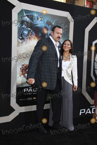 """Pepe Aguilar, Aneliz Aguilar Photo - Pepe Aguilar, Aneliz Aguilar 07/09/2013 """"Pacific Rim"""" Premiere held at the Dolby Theatre in Hollywood, CA Photo by Izumi Hasegawa / HollywoodNewsWire.net"""