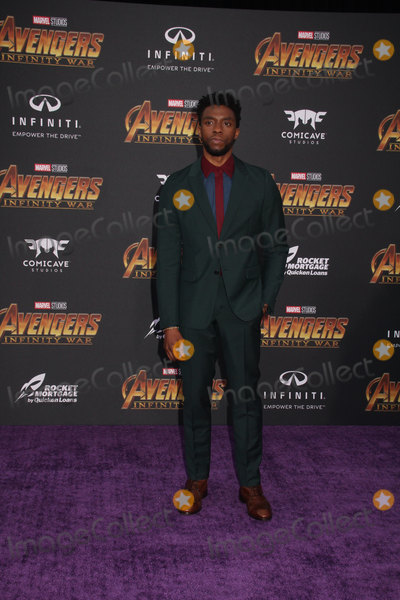 Chadwick Boseman Photo - Chadwick Boseman 