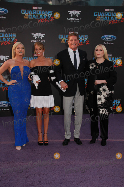 David Hasselhoff, Hayley Roberts Photo - Hayley Roberts, David Hasselhoff 
