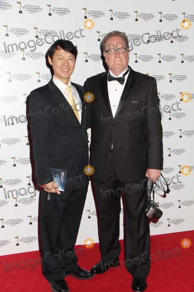 Andy Chen, John Follmer Photo - Andy Chen,  John Follmer 01/28/2014 2014 International 3D and Advanced Imaging Society Creative Arts Awards held at Warner Bros. Studio Burbank, CA Photo by Denzel John / HollywoodNewsWire.net