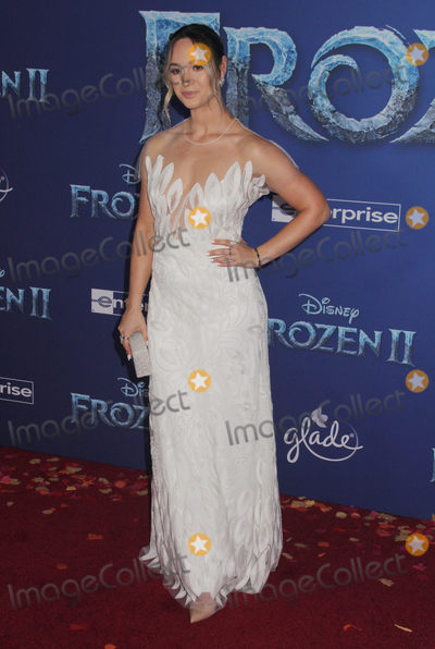 """Alisha Marie Photo - Alisha Marie 11/07/2019 The World Premiere of """"Frozen 2"""" held at the Dolby Theatre in Los Angeles, CA Photo by Izumi Hasegawa / HollywoodNewsWire.co"""