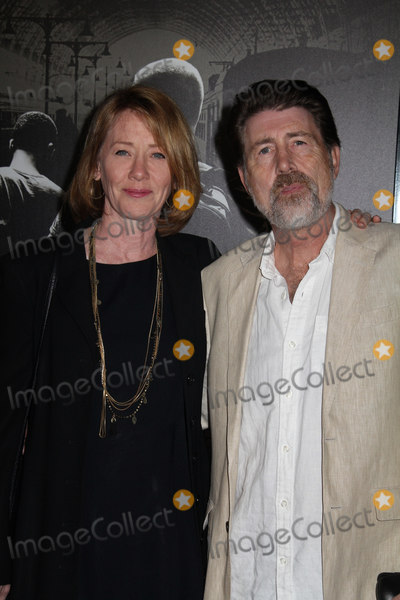 """Jim Piddock, Ann Cusack Photo - Ann Cusack, Jim Piddock 02/05/2018 The World Premiere of """"The 15:17 to Paris"""" held at The SJR Theater at Warner Bros. Studios in Burbank, CA Photo by Izumi Hasegawa / HollywoodNewsWire.co"""