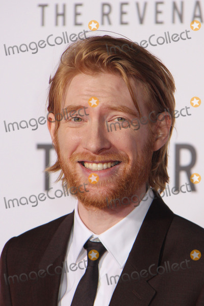 """DOMHNALL GLEESON, TCL Chinese Theatre Photo - Domhnall Gleeson 12/16/2015 """"The Revenant"""" Premiere held at the TCL Chinese Theatre in Hollywood, CA Photo by Kazuki Hirata / HollywoodNewsWire.net"""