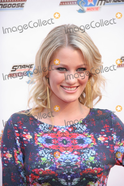 """Ashley Hinshaw Photo - Ashley Hinshaw 08/26/13 """"Snake & Mongoose"""" Los Angeles Premiere held at The Egyptian Theatre in Hollywood, CA Photo by David Harbison / HollywoodNewsWire.net"""
