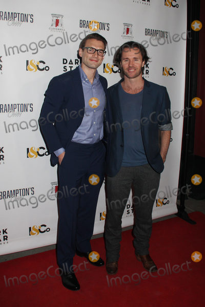 David O'Donnell, Alex Russell Photo - Alex Russell, David O'donnele 