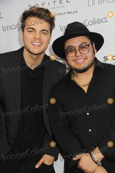 Andrew Garcia, Josh Golden Photo - Josh Golden, Andrew Garcia 