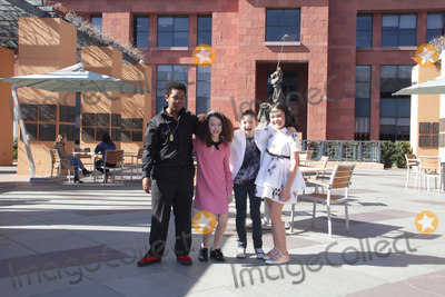 Walt Disney, Chloe Coleman, Winslow Fegley, Ai-Chan Carrier Photo - Kei, Chloe Coleman, Winslow Fegley, Ai-Chan Carrier 