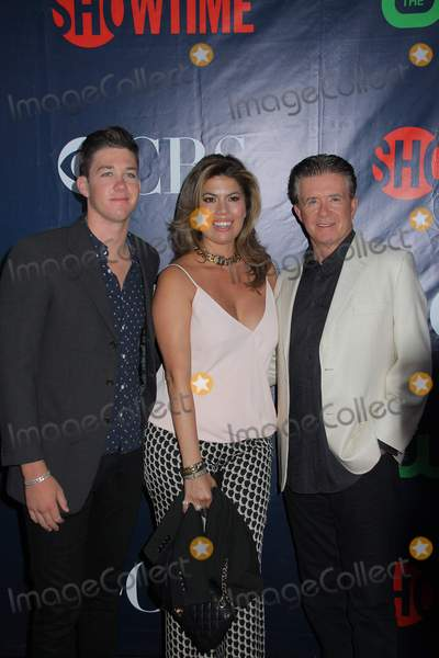 Alan Thicke, Tanya Thicke Photo - Carter Thicke, Tanya Thicke, Alan Thicke 08/10/2015 CBS, the CW and Showtime 2015 TCA Party at Pacific Design Center in West Hollywood, CA Photo by Izumi Hasegawa / HollywoodNewsWire.net