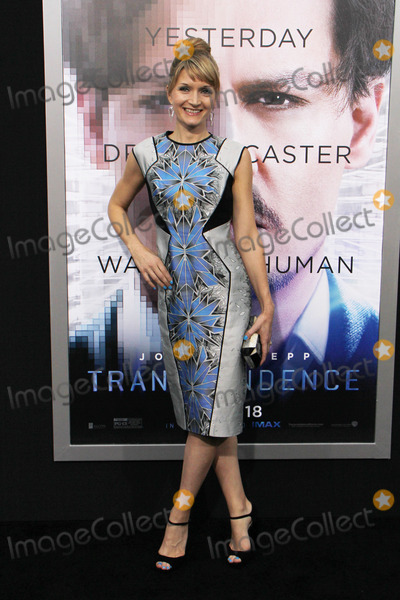 """Annie Marter Photo - Annie Marter 04/10/2014 """"Transcendence"""" Premiere held at the Regency Village Theatre in Westwood, CA Photo by Mayuka Ishikawa / HollywoodNewsWire.net"""