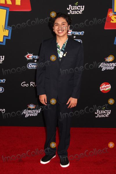 Anthony Gonzalez Photo - Anthony Gonzalez 06/11/2019 Toy Story 4 Premiere held at the El Capitan Theatre in Hollywood, CA Photo by Kazuki Hirata / HollywoodNewsWire.co