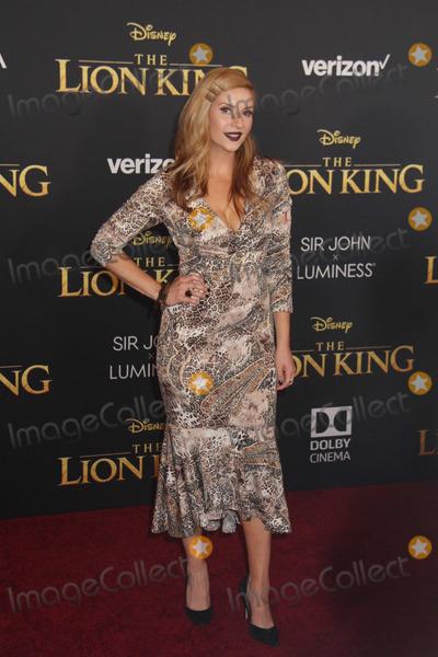 Anneliese van der Pol Photo - Anneliese van der Pol 07/09/2019 The Lion King Premiere held at Dolby Theatre in Hollywood, CA Photo by Kazuki Hirata / HollywoodNewsWire.co