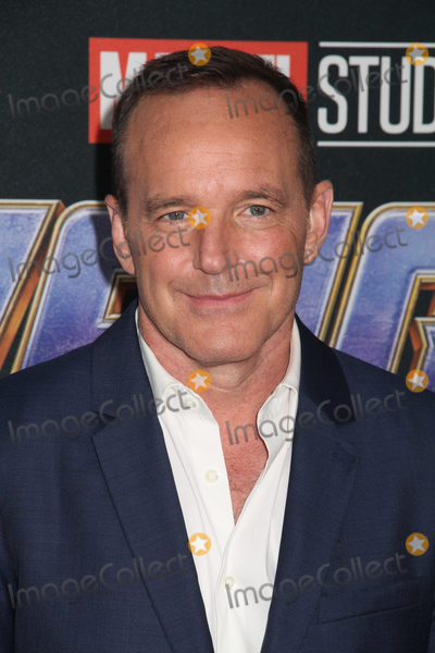 """Clark Gregg, Clarke Gregg Photo - Clark Gregg 04/22/2019 The world premiere of Marvel StudiosAvengers: Endgame"""" held at The Los Angeles Convention Center in Los Angeles, CA Photo by Izumi Hasegawa / HollywoodNewsWire.co"""