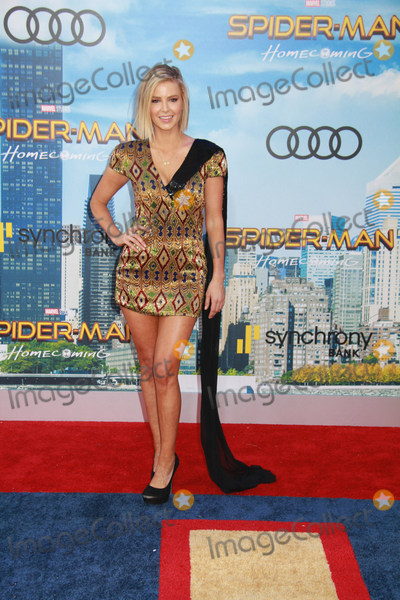 """Spider Man, Spider-Man, Spiderman, Ariana Madix, TCL Chinese Theatre Photo - Ariana Madix 06/28/2017 The World Premiere of """"Spider-Man: Homecoming"""" held at the TCL Chinese Theatre in Los Angeles, CA Photo by Izumi Hasegawa / HollywoodNewsWire.co"""