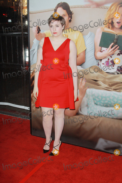 Lena Dunham, Grauman's Chinese Theatre Photo - Lena Dunham