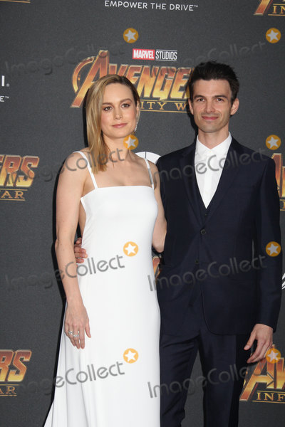 Alex Greenwald, Brie Larson Photo - Brie Larson, Alex Greenwald 