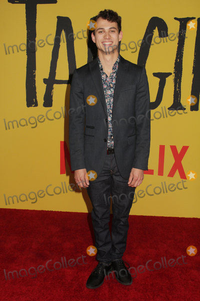 """Andrew Brodeur Photo - Andrew Brodeur 09/09/2019 The Los Angeles Special Screening of """"Tall Girl"""" held at the Netflix in Los Angeles, CA Photo by Yurina Abe / HollywoodNewsWire.co"""
