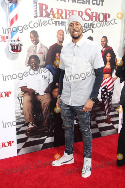 Affion Crockett, TCL Chinese Theatre Photo - Affion Crockett 