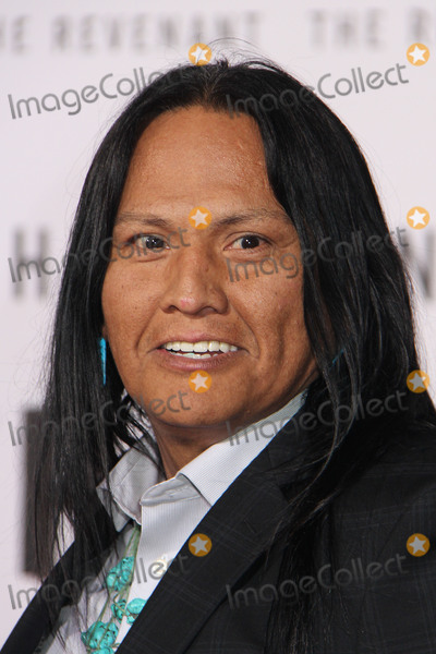 """TCL Chinese Theatre, Arthur Redcloud Photo - Arthur Redcloud 12/16/2015 """"The Revenant"""" Premiere held at the TCL Chinese Theatre in Hollywood, CA Photo by Kazuki Hirata / HollywoodNewsWire.net"""